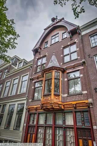 A beautiful Narrow House, Amsterdam, The Netherlands