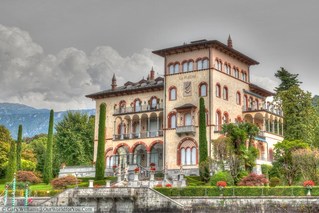 La Placida, Lake Como, Lombardy, Italy