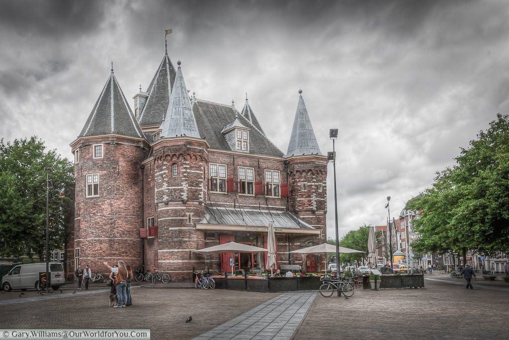 Waag - The weigh house, Amsterdam, The Netherlands