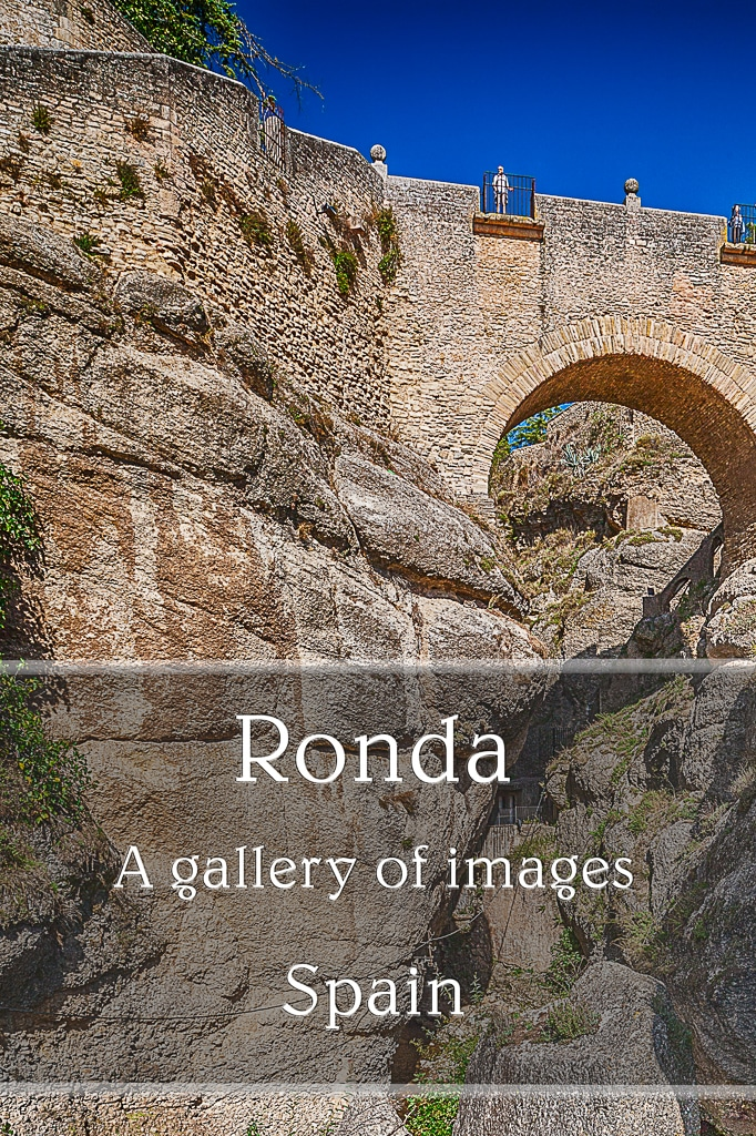 Ronda, Spain - The Gallery