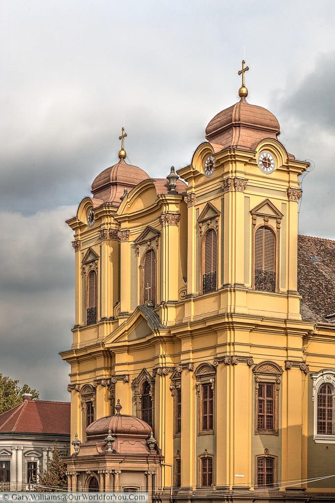 The Romano-Catholic Church, Timișoara, Romania