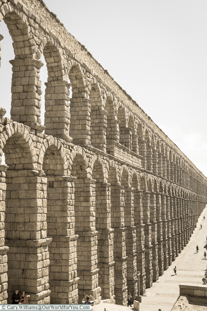 Since ancient times, Segovia, Spain