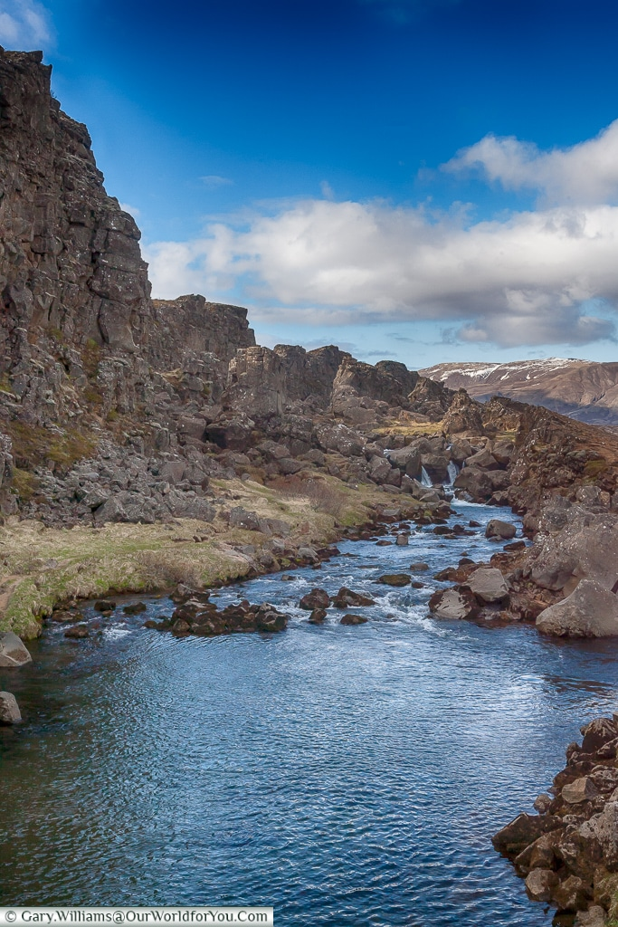 þingvellir National Park Valhallarvegu, Iceland