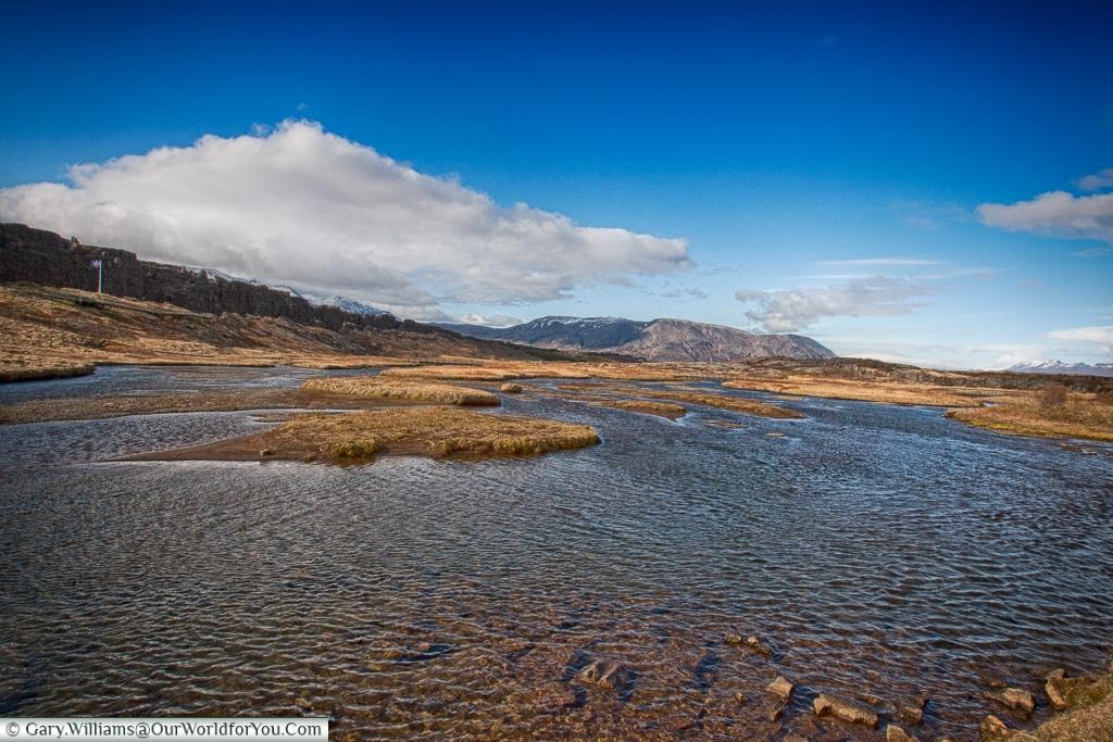 þingvellir National Park Valhallarvegu - off the Golden Circle, Iceland
