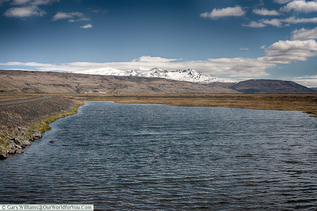 Isolation - even on the Golden circle, Iceland