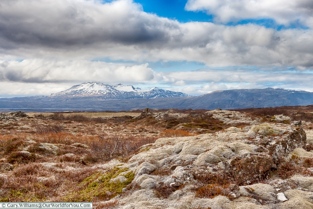 Just off the Golden Circle - amazing views, Iceland