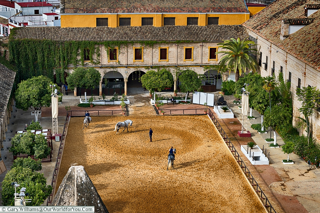 The Royal Stables, Cordoba, Córdoba, Spain