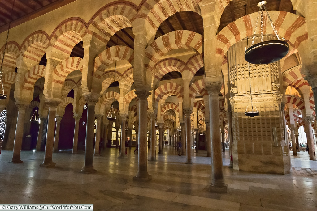 the mezquita mosque cathedral córdoba spain our world for you