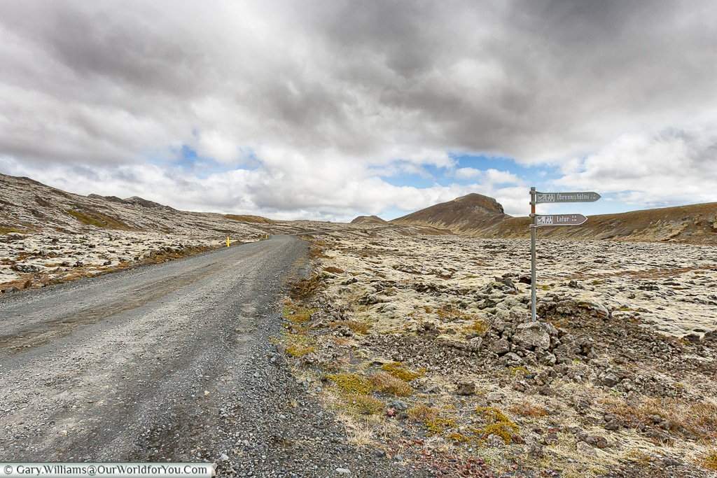 Travelling the Golden Circle, Iceland