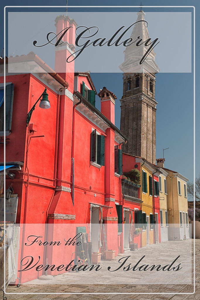 A Gallery from the Venetian Islands, Venice, Italy