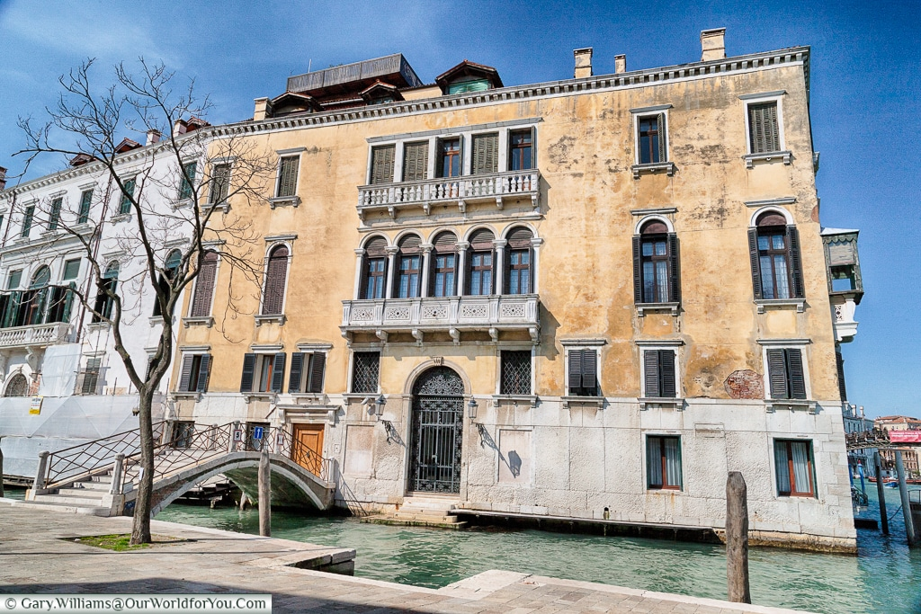 Classic Venetian Style, Venice, Italy