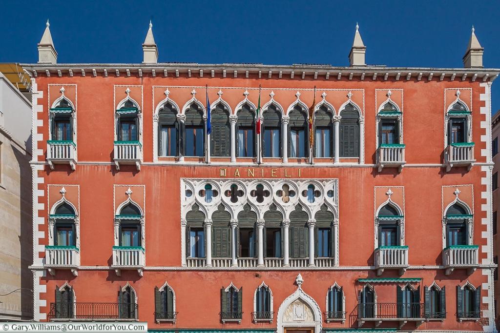 Danieli, Venice, Italy