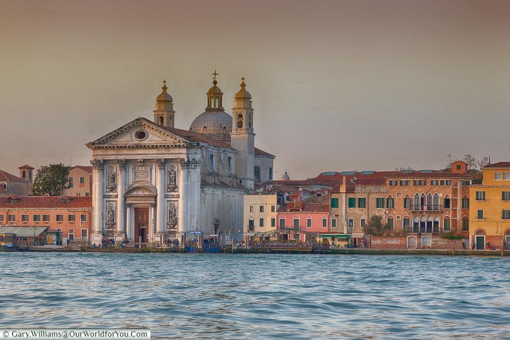 Saint Maria of Gesuati, Venice, Italy
