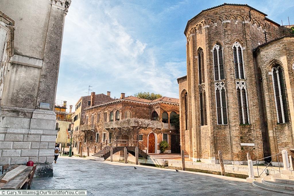 San Gregorio, Venice, Italy