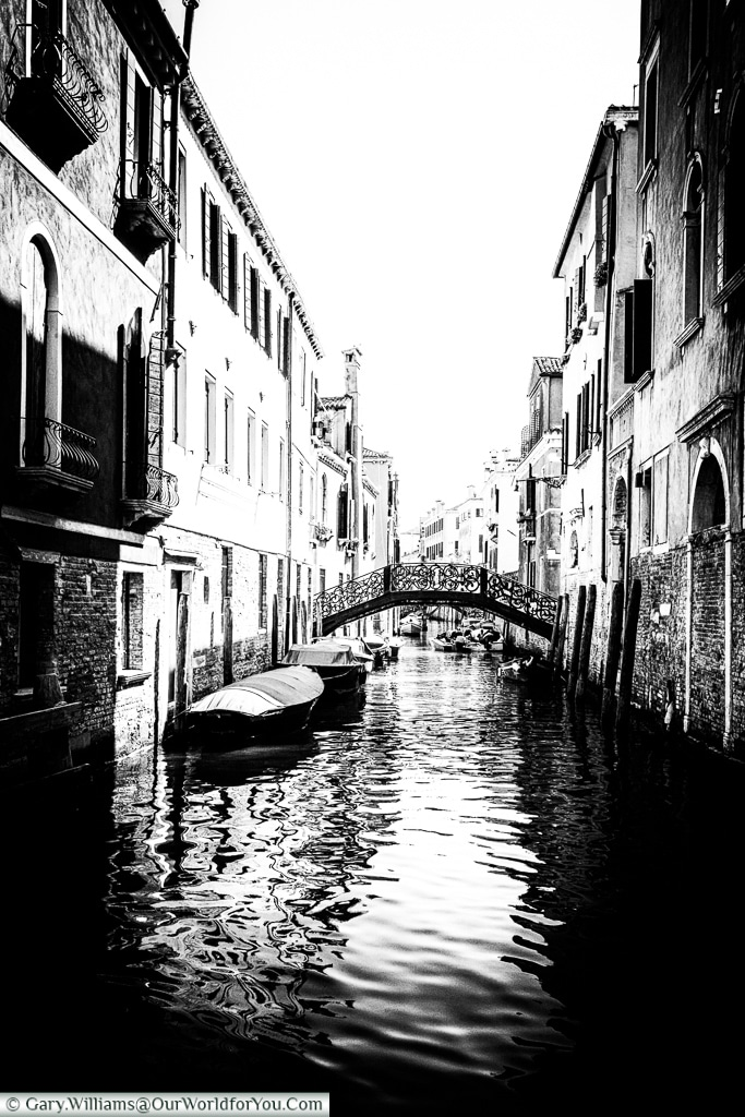 Venice is timeless, Italy