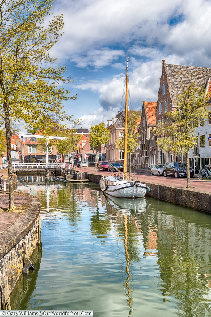 Sleepy Hoorn, Holland, Netherlands