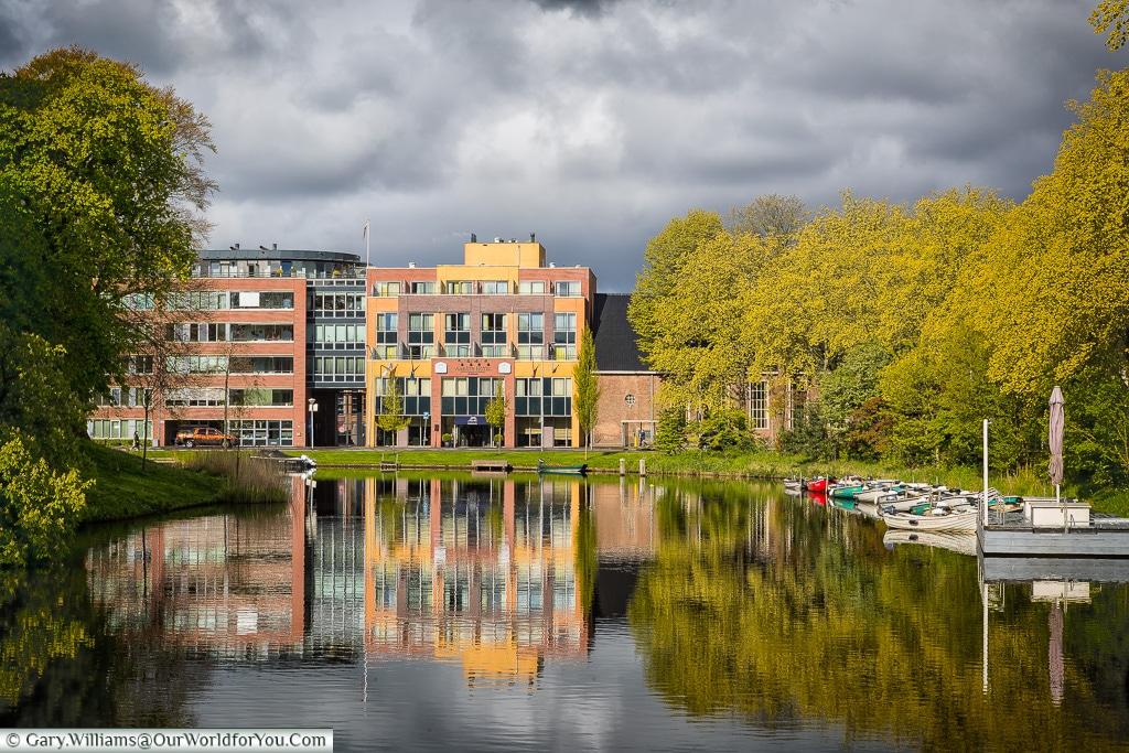 The Amrath Hotel, Alkmaar, Holland, Netherlands