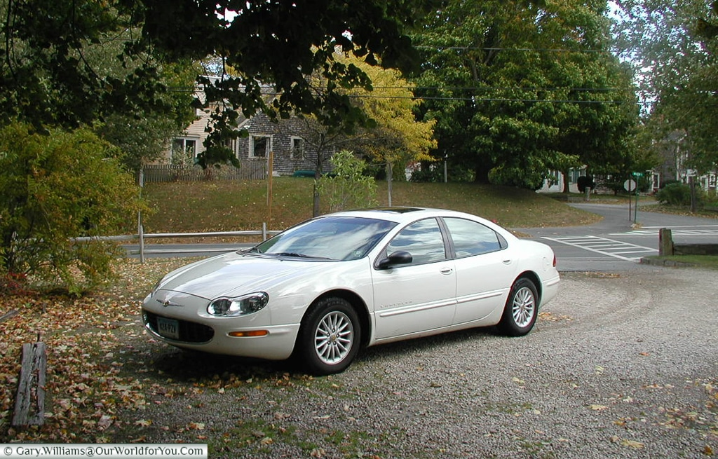 The Chrysler Concorde - Our 2001 New England Cruiser