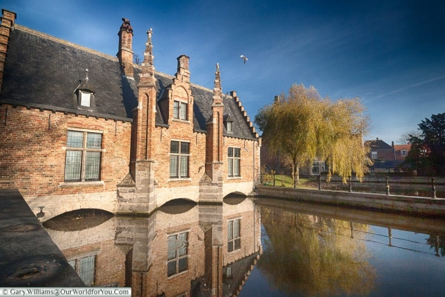 The Lock House, Bruges, Belgium