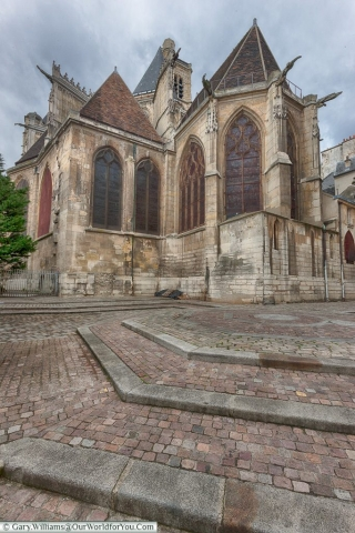 Église Saint-Gervais, Paris, France