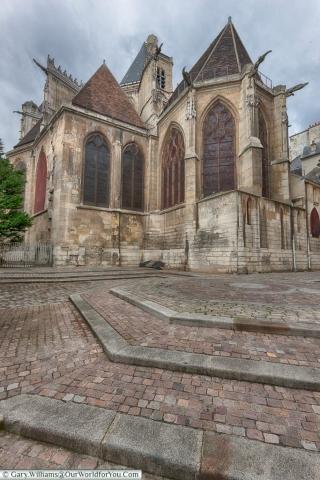 Église Saint-Gervais, Paris, France