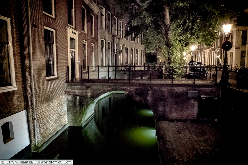 Along the waterways, Trajectum Lumen, Utrecht, Netherlands