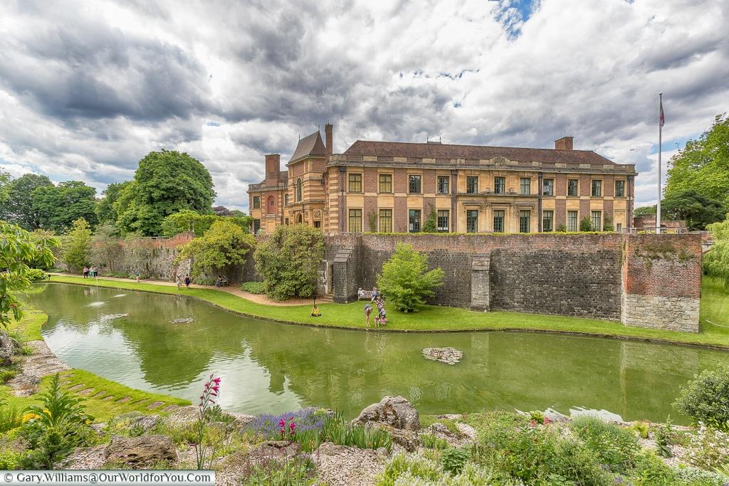 Eltham Palace, London, England, UK
