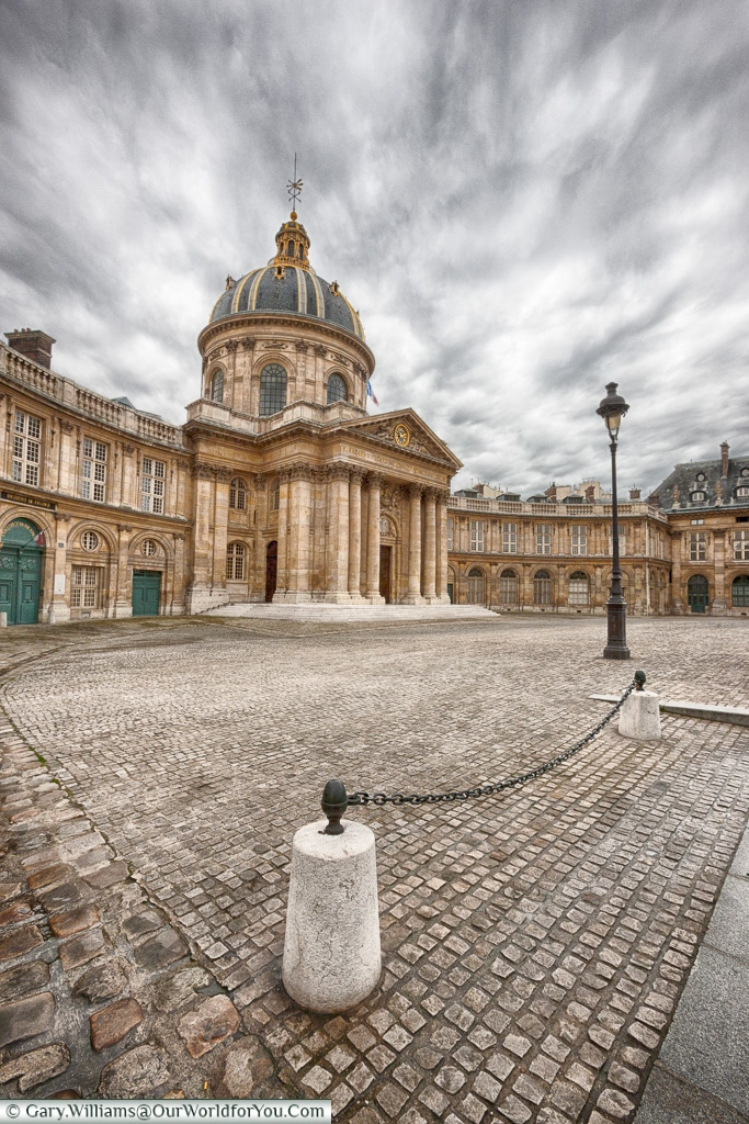 Institut de France, Paris, France
