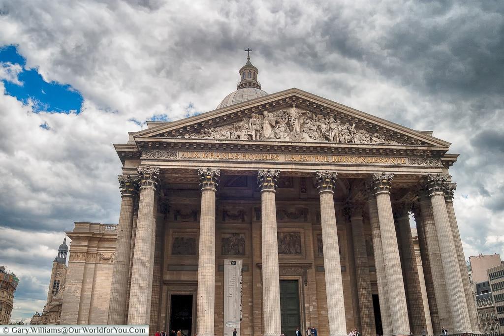 La Madeleine, Paris, France