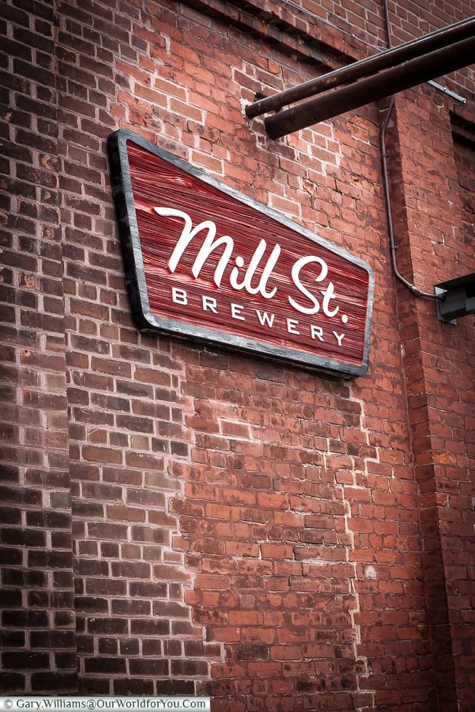 Mill Street Brewery, Toronto, Canada