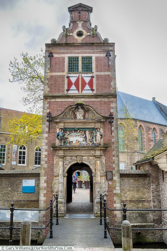 Museum Gouda, Gouda, Holland, Nethelands