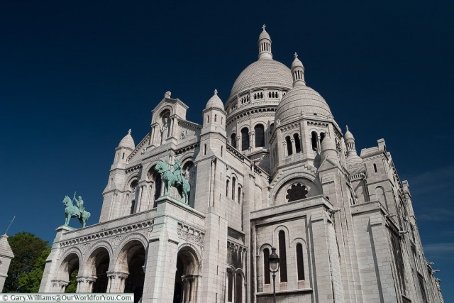 Sacré-Cœur Basilica, Paris, France