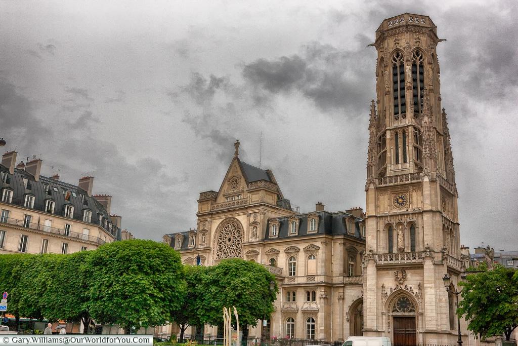 Saint-Germain-l'Auxerrois, Paris, France