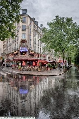 Taverne Karlsbrau, Paris, France