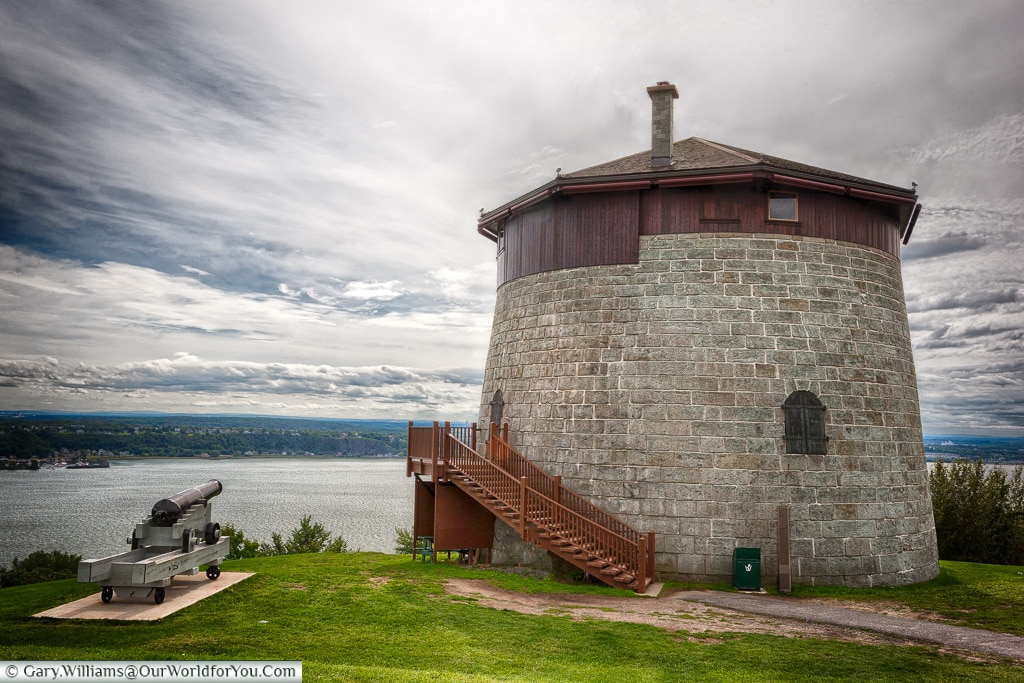 The Battlefields Park, Québec, Canada