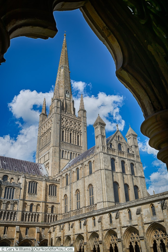The Heart of Norfolk: Norwich, England - Our World for You