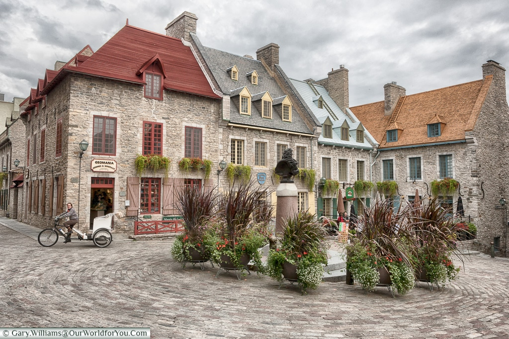 The Historic District of Old Québec, Canada