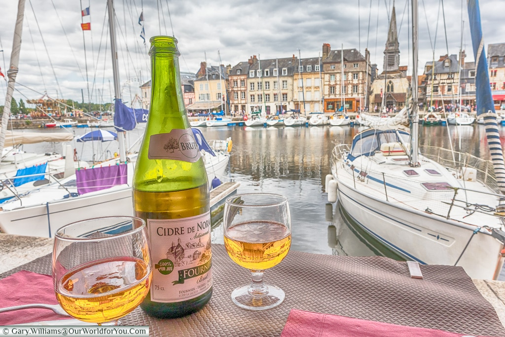 Cidre de Normandy, Normandy, France