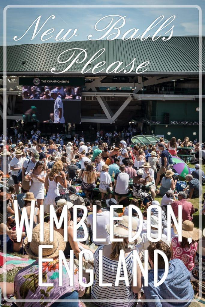Henman Hill or Murray Mound?, Tennis, Wimbledon, London, England