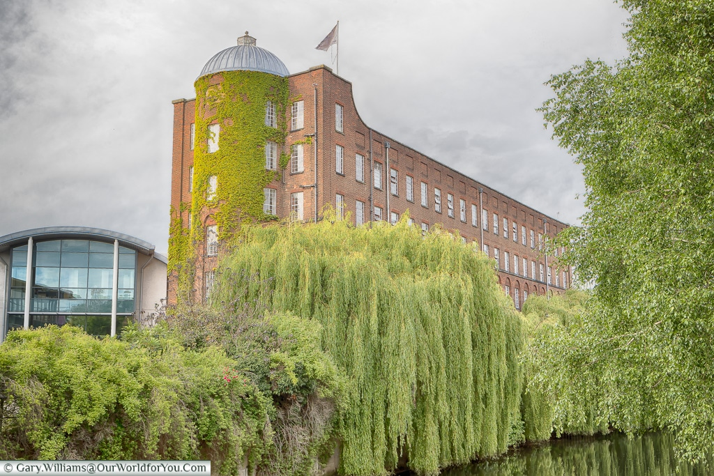 St James Mill, Norwich, Norfolk, England