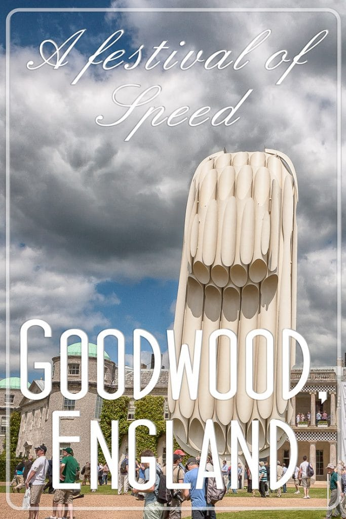 The Centrepiece of the 2011 Goodwood Festival of Speed, UK