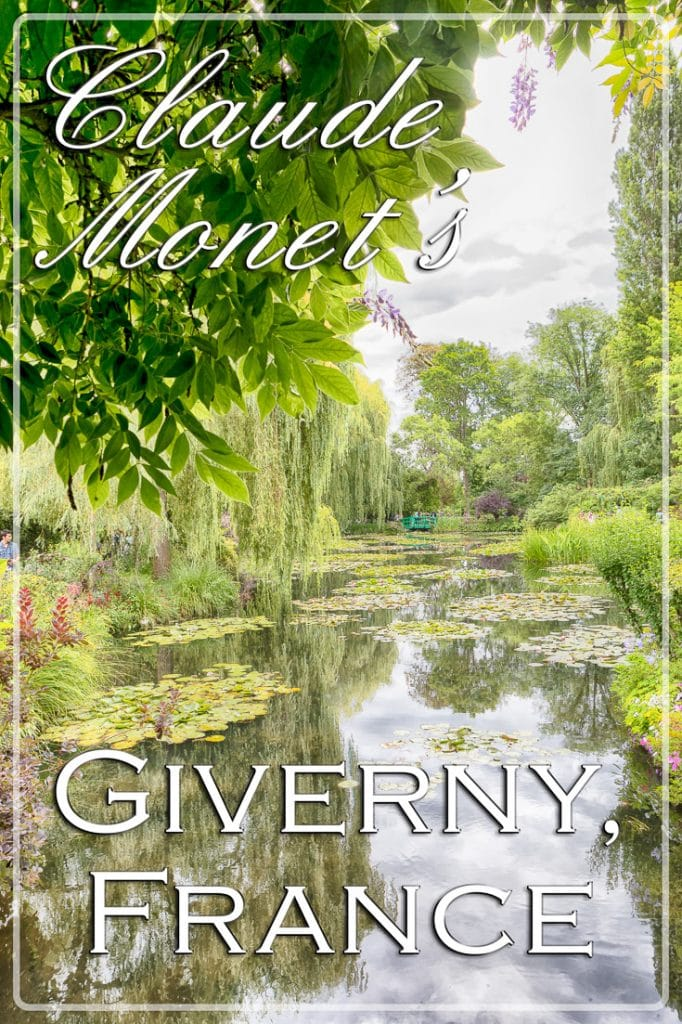 Monets Giverny - Pinterest
