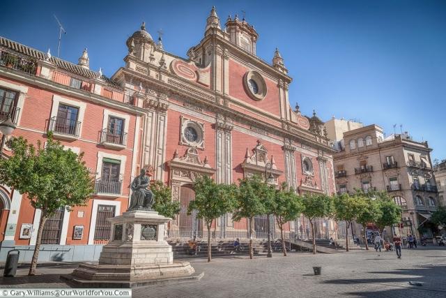 El Divino Salvador, Seville, Andalusia, Spain