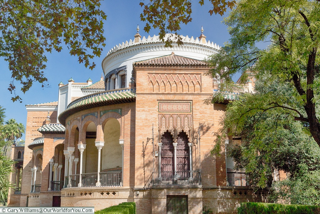 Museum of Popular Arts and Traditions, Seville, Andalusia, Spain