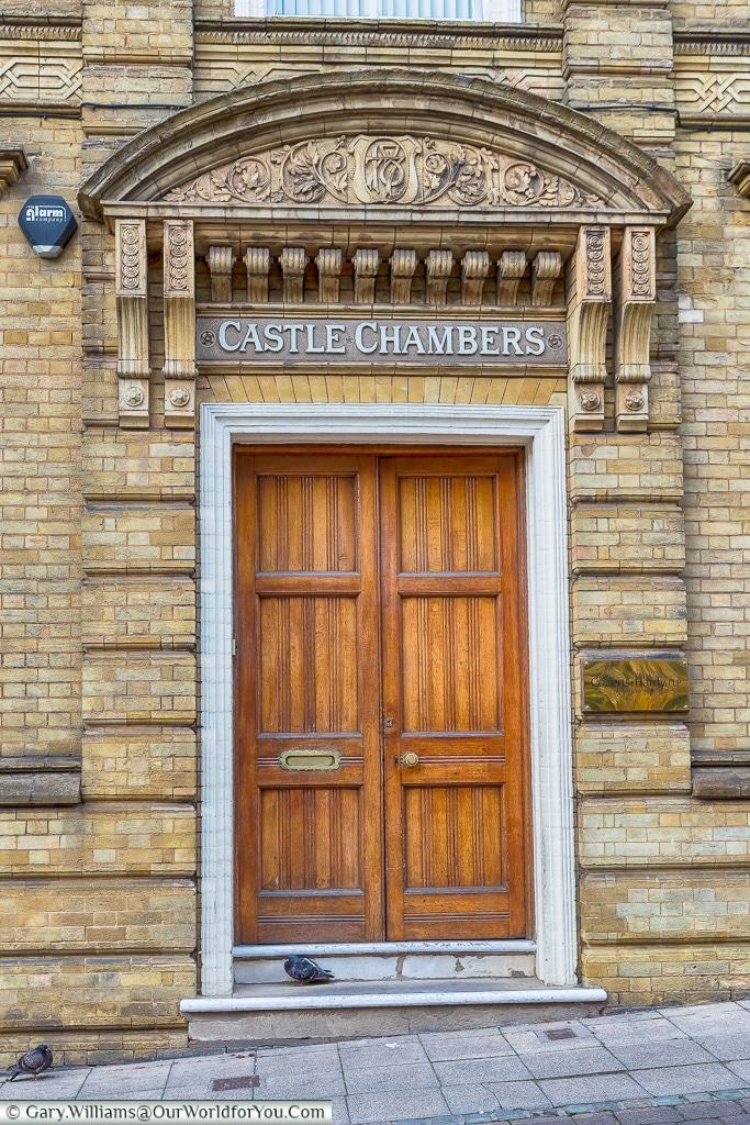 Castle Chambers, Norwich, Norfolk, England
