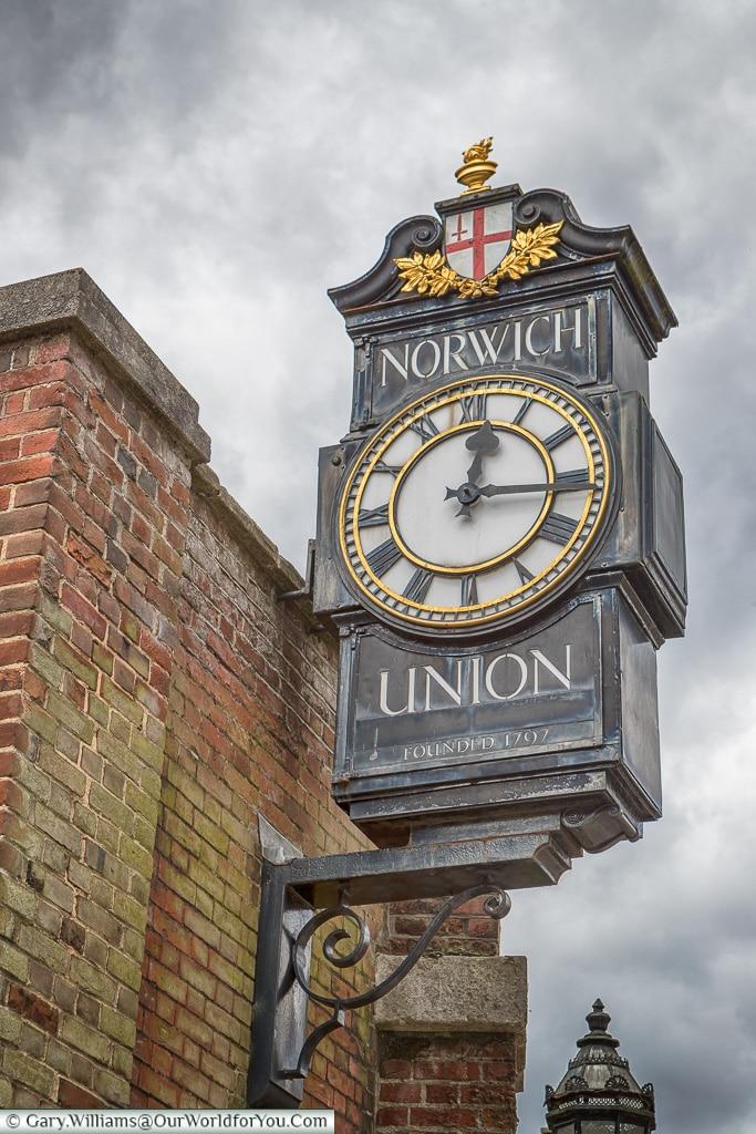 Norwich Union, Norwich, Norfolk, England