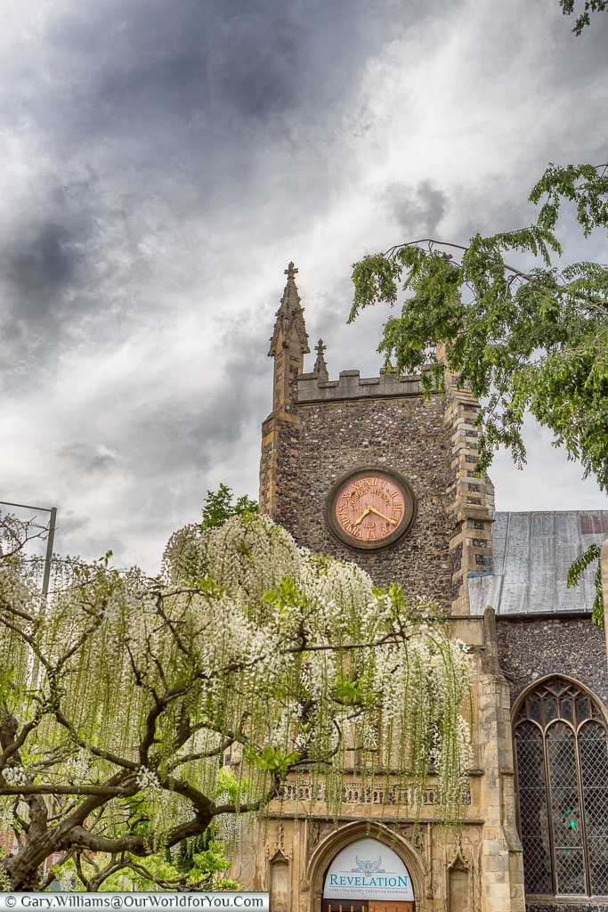 Saint Michael at Plea, Norwich, Norfolk, England