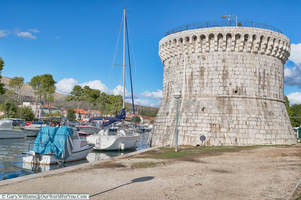 St. Mark's Tower, Trogir, Croatia
