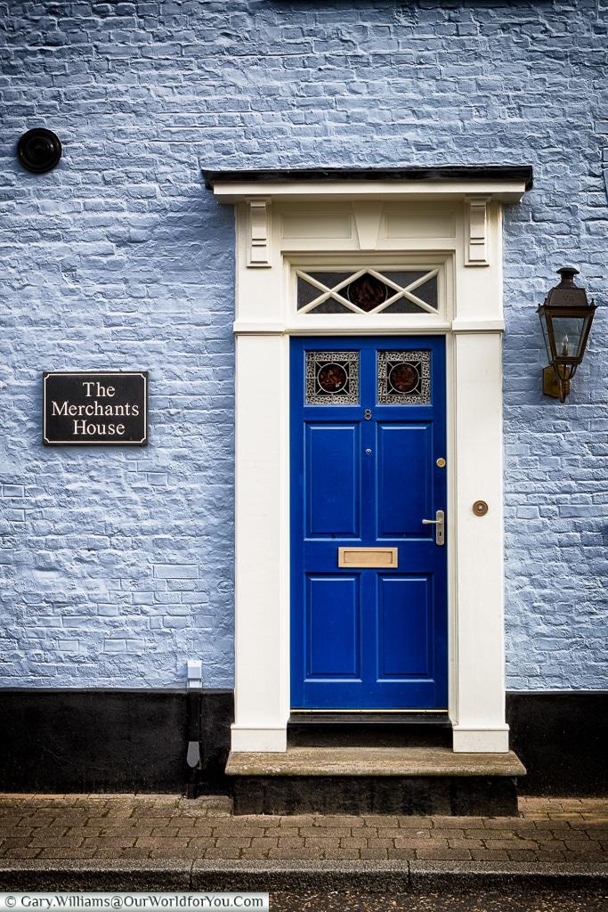The Merchant House, Norfolk, England