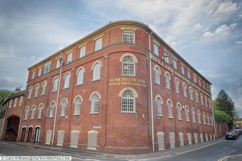 The Municipal Mutual Insurance Limited, Norwich, Norfolk, England